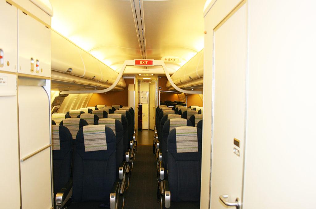 Flytryg kursus imod flyskræk - Kabinesimulator CAE