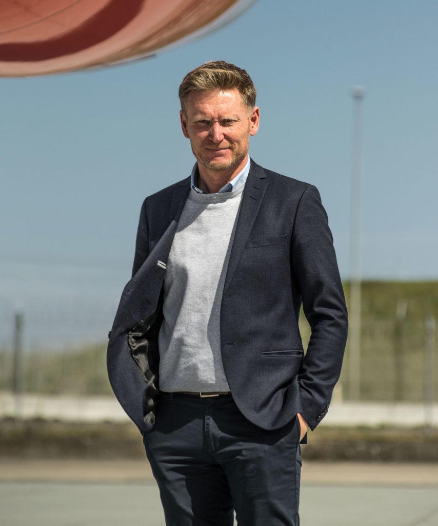 Flytryg kursus imod flyskræk - pilot Ulrik Pedersen